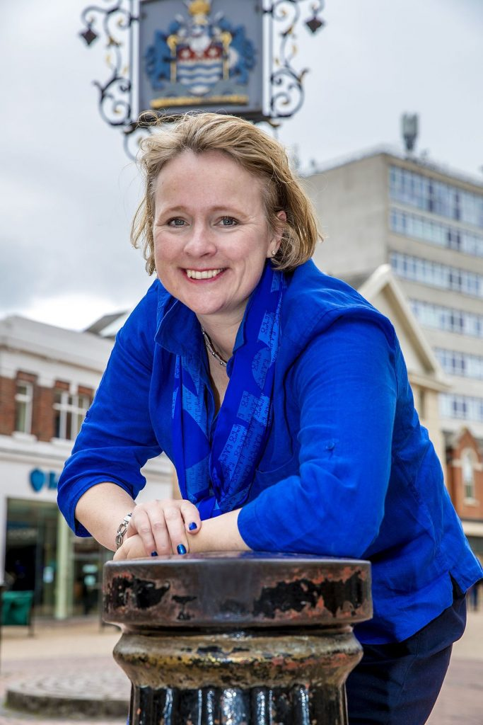 Picture of Vicky Ford MP